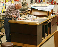 wood shop, cornerstone cooperative, plymouth, minnesota, carefree, hobbies, senior living